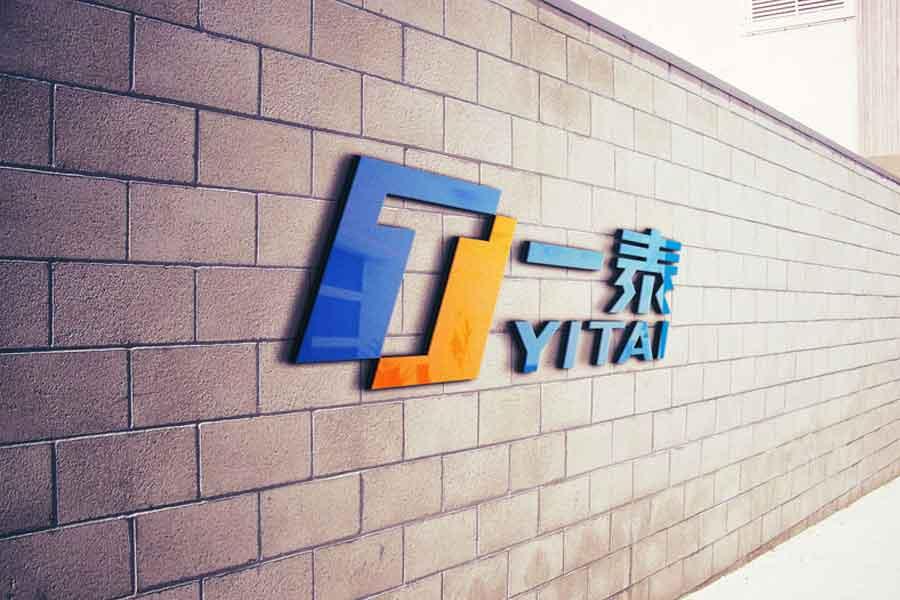 广州市一泰机电设备有限公司标志设计