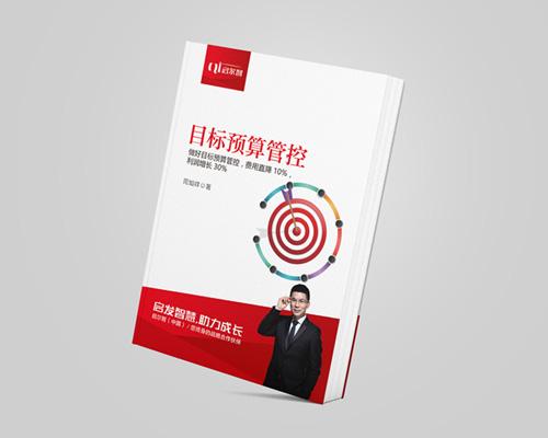 启尔智《目标预算管控》书籍设计