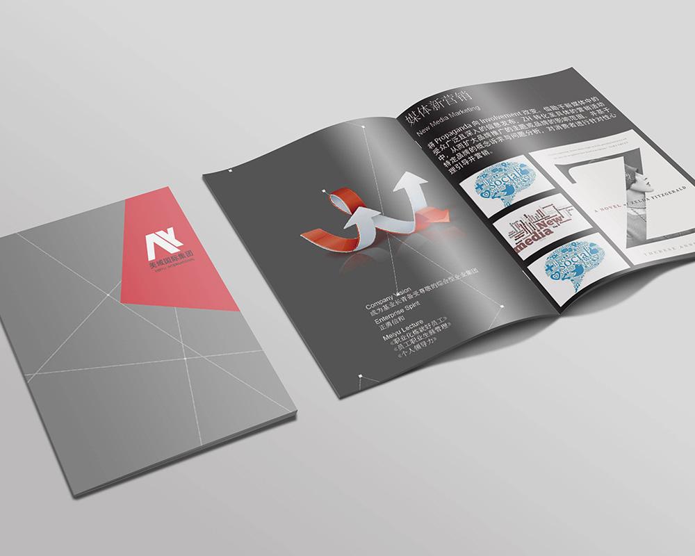 画册设计中色彩所代表的含义
