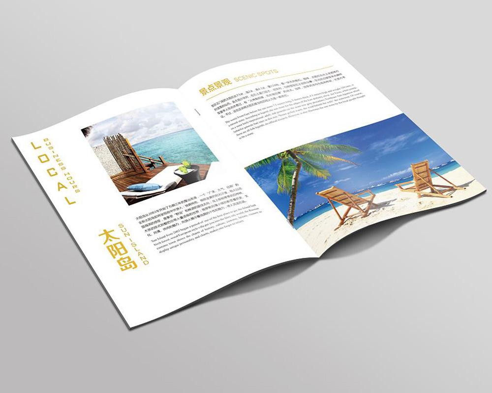 如何设计出具有现代感的画册