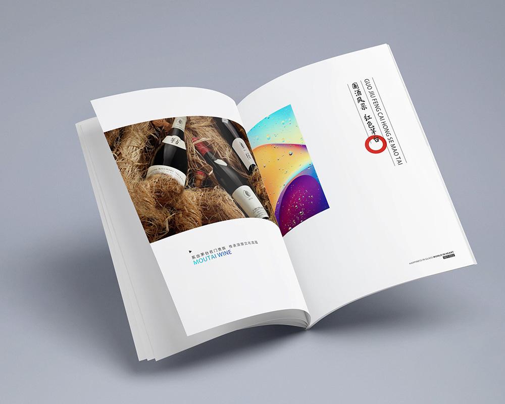 画册设计中关于色彩所代表的含义