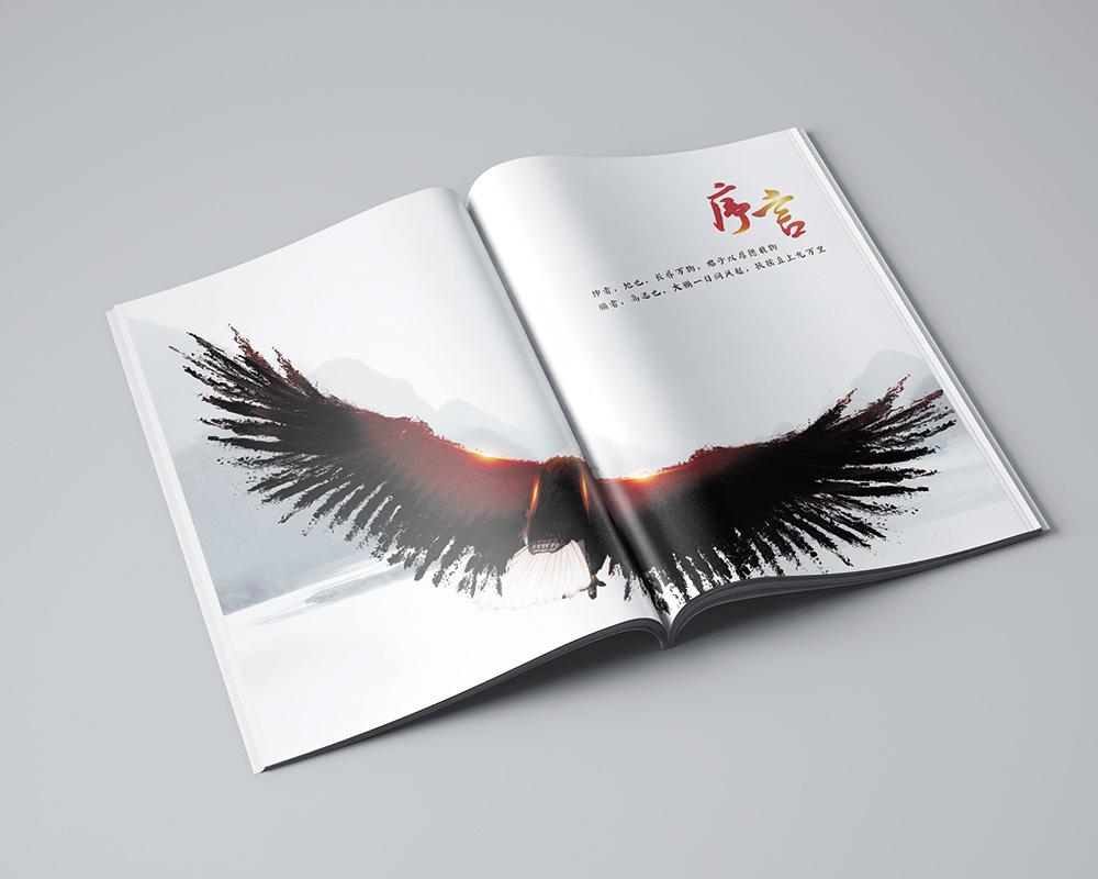 怎么设计出一本具有视觉冲击的画册