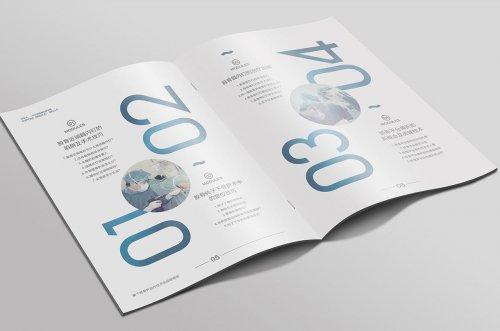 企业画册的设计用途