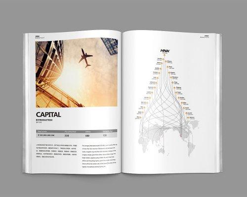 如何设计企业宣传册?