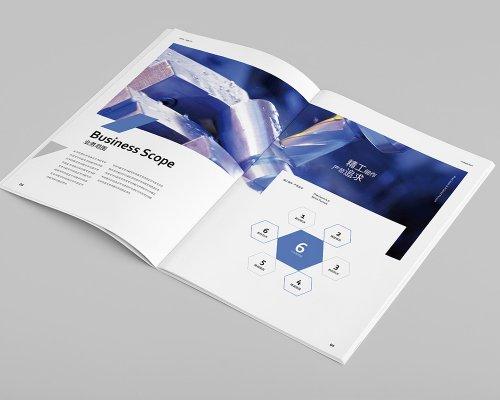 精美的企业画册是如何设计的?
