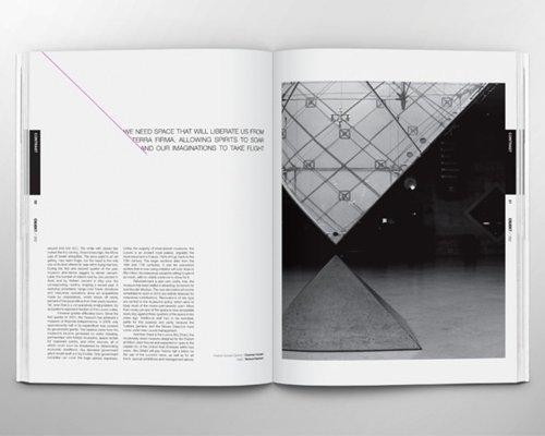 画册设计中有几种常见的版式设计